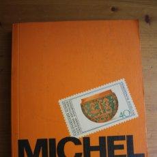 Sellos: CATALOGO SELLOS ALEMANIA 1977 MICHEL. Lote 178069467