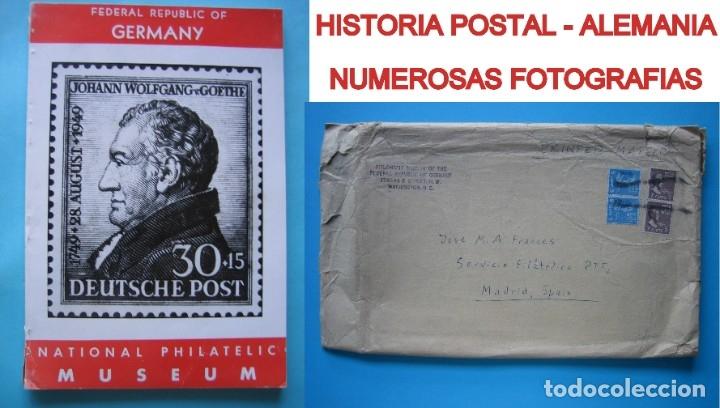 MUSEO FILATELICO NACIONAL DE FILADELFIA Nº 3 1952 MONOGRAFICO HISTORIA CORREO ALEMANIA 175 P. FOTOS (Filatelia - Sellos - Catálogos y Libros)