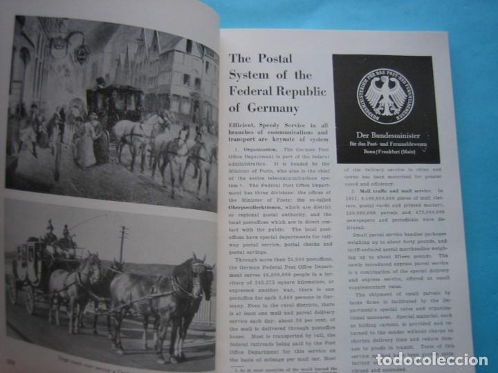 Sellos: MUSEO FILATELICO NACIONAL DE FILADELFIA Nº 3 1952 MONOGRAFICO HISTORIA CORREO ALEMANIA 175 p. FOTOS - Foto 6 - 178687292