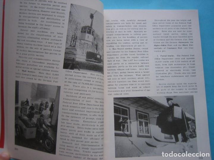 Sellos: MUSEO FILATELICO NACIONAL DE FILADELFIA Nº 3 1952 MONOGRAFICO HISTORIA CORREO ALEMANIA 175 p. FOTOS - Foto 7 - 178687292