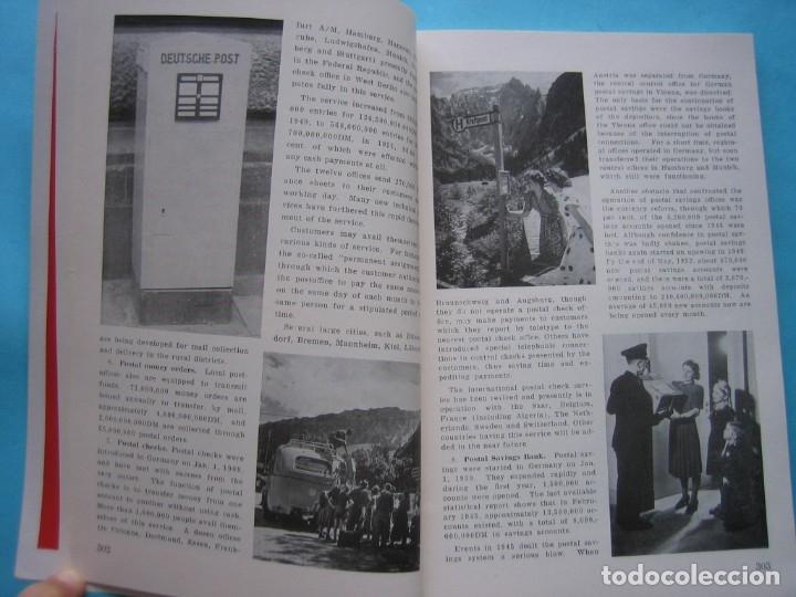 Sellos: MUSEO FILATELICO NACIONAL DE FILADELFIA Nº 3 1952 MONOGRAFICO HISTORIA CORREO ALEMANIA 175 p. FOTOS - Foto 8 - 178687292