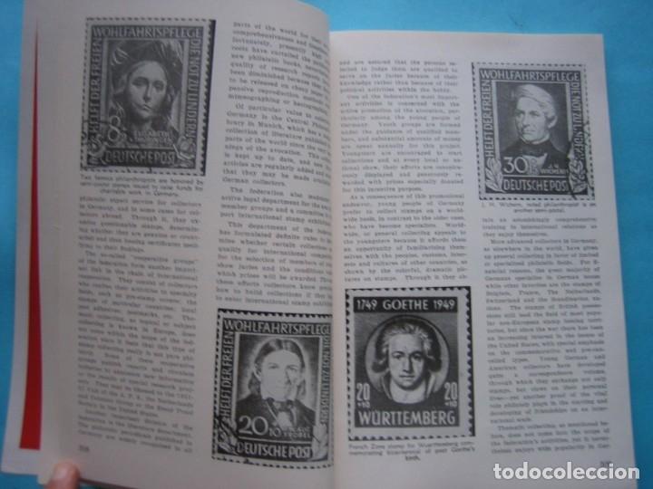 Sellos: MUSEO FILATELICO NACIONAL DE FILADELFIA Nº 3 1952 MONOGRAFICO HISTORIA CORREO ALEMANIA 175 p. FOTOS - Foto 10 - 178687292