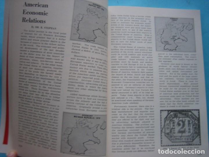 Sellos: MUSEO FILATELICO NACIONAL DE FILADELFIA Nº 3 1952 MONOGRAFICO HISTORIA CORREO ALEMANIA 175 p. FOTOS - Foto 11 - 178687292
