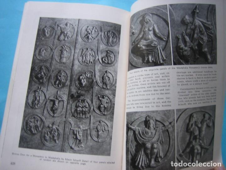 Sellos: MUSEO FILATELICO NACIONAL DE FILADELFIA Nº 3 1952 MONOGRAFICO HISTORIA CORREO ALEMANIA 175 p. FOTOS - Foto 21 - 178687292