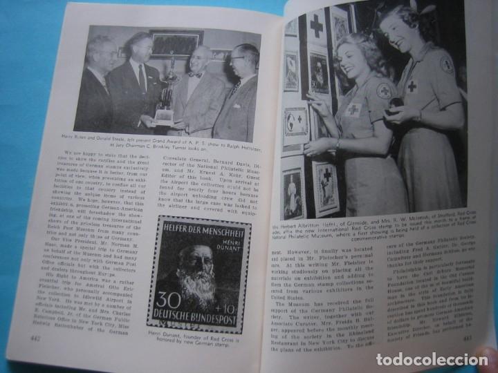 Sellos: MUSEO FILATELICO NACIONAL DE FILADELFIA Nº 3 1952 MONOGRAFICO HISTORIA CORREO ALEMANIA 175 p. FOTOS - Foto 23 - 178687292