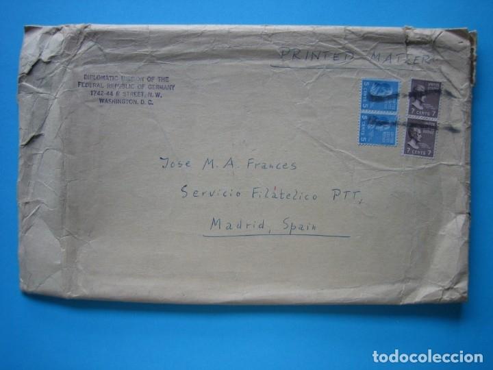 Sellos: MUSEO FILATELICO NACIONAL DE FILADELFIA Nº 3 1952 MONOGRAFICO HISTORIA CORREO ALEMANIA 175 p. FOTOS - Foto 26 - 178687292
