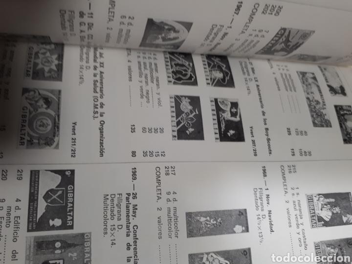 Sellos: CATALOGO EDIFIL GRAN BRETAÑA GIBRALTAR MALTA AÑO 1980 15X21X1 CM. 146 paginas. - Foto 2 - 180138635