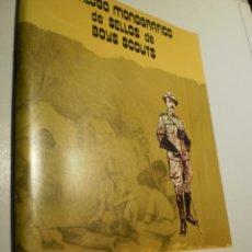 Sellos: CATÁLOGO MONOGRÁFICO DE SELLOS DE BOYS SCOUTS. F. J. PASTOR VALLE. 1982 67 PÁG (SEMINUEVO). Lote 180425832