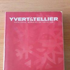 Francobolli: CATALOGO YVERT 2012 VOLUMEN 2 SELLOS DE EUROPA C-H EN COLOR BUENA CONSERVACION. Lote 182846830