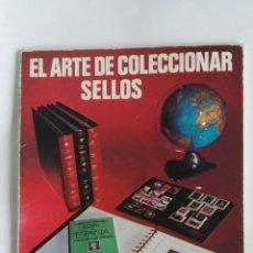 Sellos: EL ARTE DE COLECCIONAR SELLOS. Lote 182850312