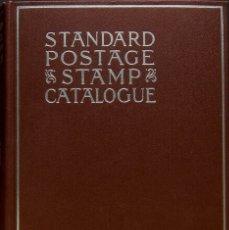 Sellos: BIBLIOGRAFÍA MUNDIAL. (1980CA). REIMPRESIÓN DEL CATÁLOGO STANDARD POSTAGE STAMP CATALOGUE. SCOTT ST. Lote 183161641