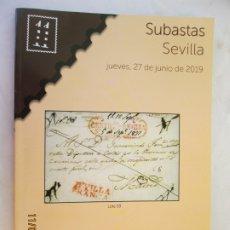 Sellos: SUBASTAS SEVILLA , Nº 63 27-06-2019 . Lote 183362900