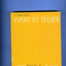 Sellos: CATALOGO IVERT SELLOS DE ULTRAMAR-TOMO 5-3ª PARTE-AÑO 1999 .. Lote 183773657