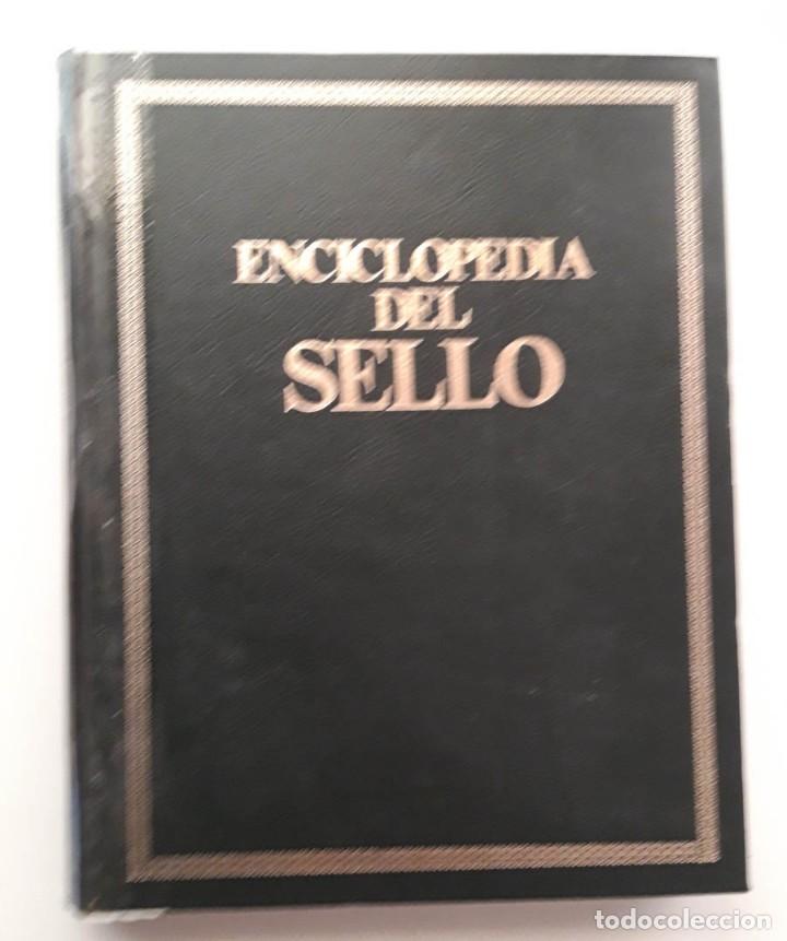 ENCICLOPEDIA DEL SELLO SARPE TOMO 1 (Filatelia - Sellos - Catálogos y Libros)