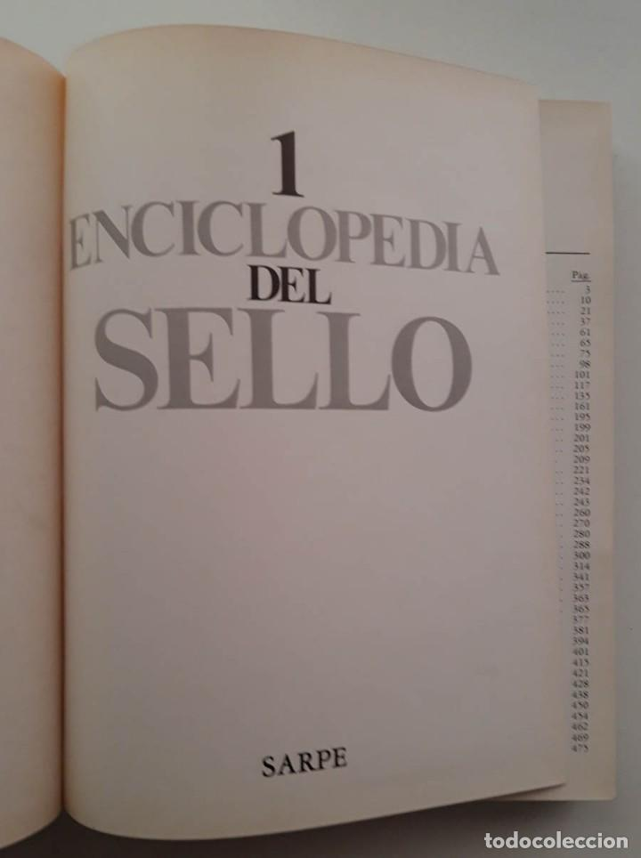 Sellos: Enciclopedia del Sello Sarpe Tomo 1 - Foto 2 - 186272383