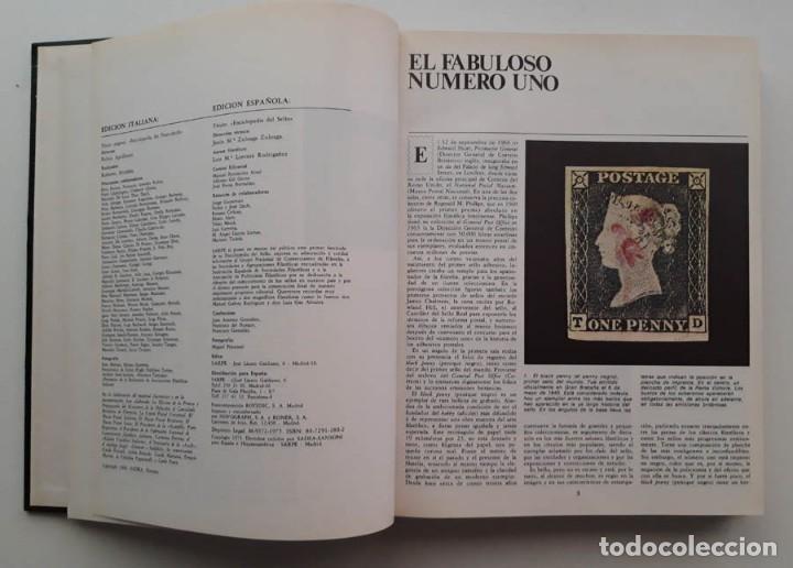 Sellos: Enciclopedia del Sello Sarpe Tomo 1 - Foto 3 - 186272383
