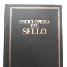 Sellos: ENCICLOPEDIA DEL SELLO SARPE TOMO 2. Lote 186272431