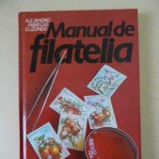 Sellos: MANUAL DE FILATELIA, POR ALEJANDRO FÁBREGAS ELIZONDO, EDITADO POR CAFISA, 1980. Lote 188795125