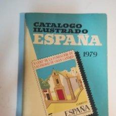 Sellos: CATÁLOGO SELLOS ESPAÑA 1979. Lote 189961601
