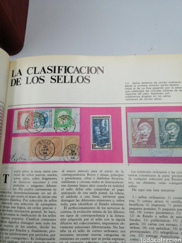 Sellos: Antigua enciclopedia del sello sarpe 1975 - Foto 5 - 191790727