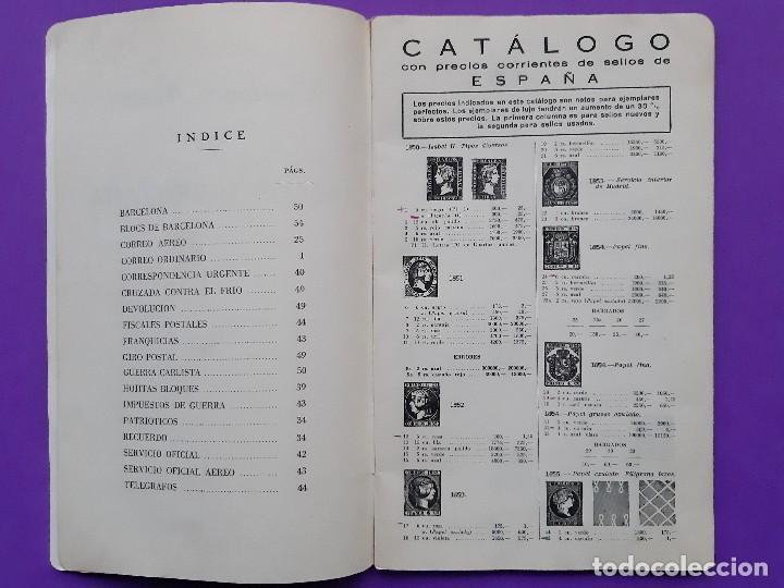 Sellos: CATALOGO SELLOS ESPAÑA 1953 HEVIA - Foto 2 - 194238697