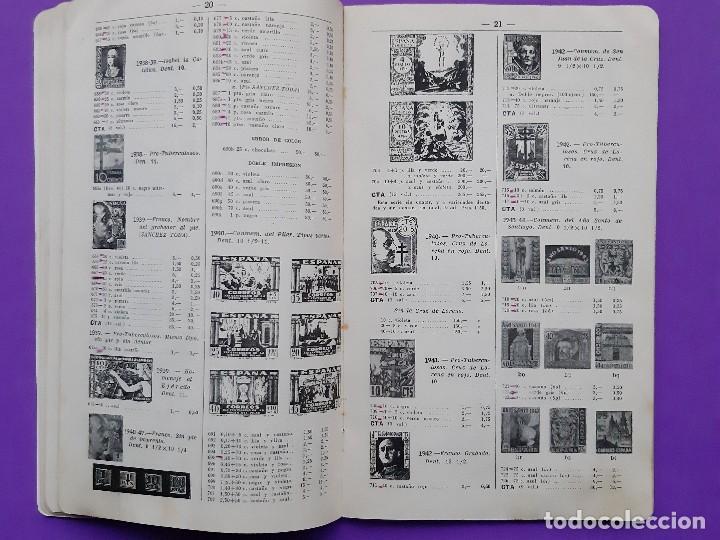 Sellos: CATALOGO SELLOS ESPAÑA 1953 HEVIA - Foto 7 - 194238697