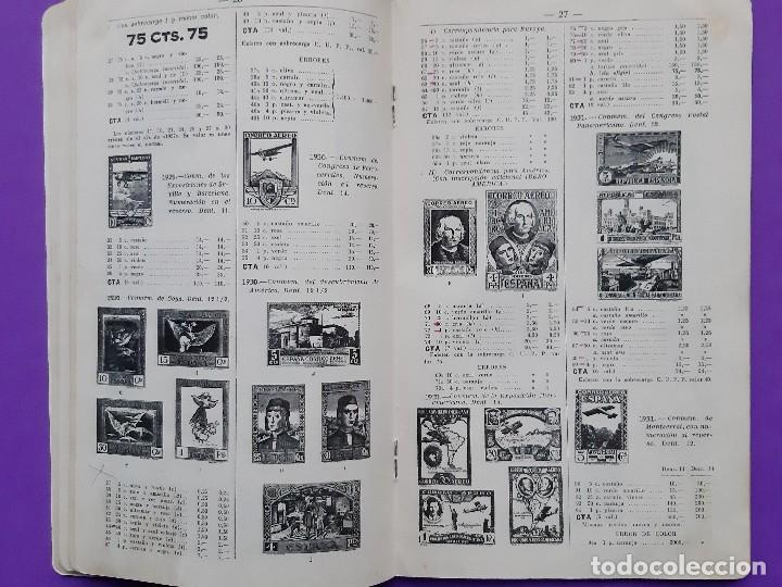 Sellos: CATALOGO SELLOS ESPAÑA 1953 HEVIA - Foto 8 - 194238697