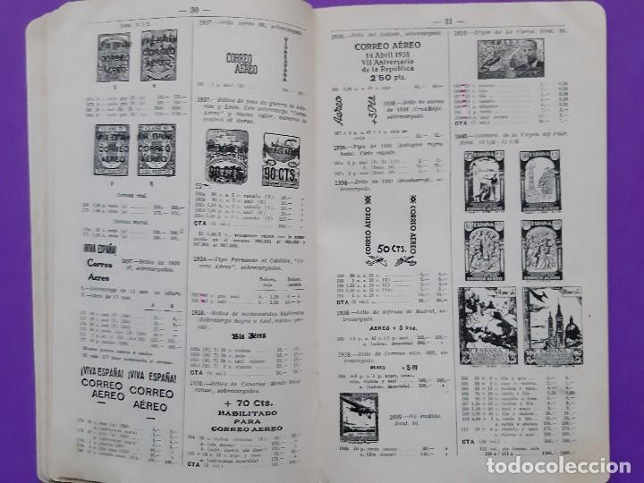 Sellos: CATALOGO SELLOS ESPAÑA 1953 HEVIA - Foto 9 - 194238697