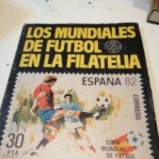 Sellos: G-KUKI84 LOS MUNDIALES DE FUTBOL EN LA FILATELIA VER FOTOS . Lote 195057186