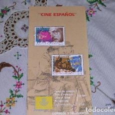 Sellos: FOLLETO EXPLICATIVO Nº 1/94 CINE ESPAÑOL. Lote 195213863