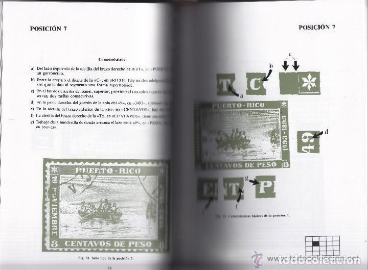Sellos: ESTUDIO SELLO CONMEMORATIVO IV CENTENARIO DESCUBIMIENTO PUERTO RICO 1493 - 1893 - Foto 3 - 195321993