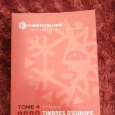 Sellos: CATALOGO YVERT 2003 EUROPA DEL ESTE DE ALBANIA A POLONIA. Lote 195327006