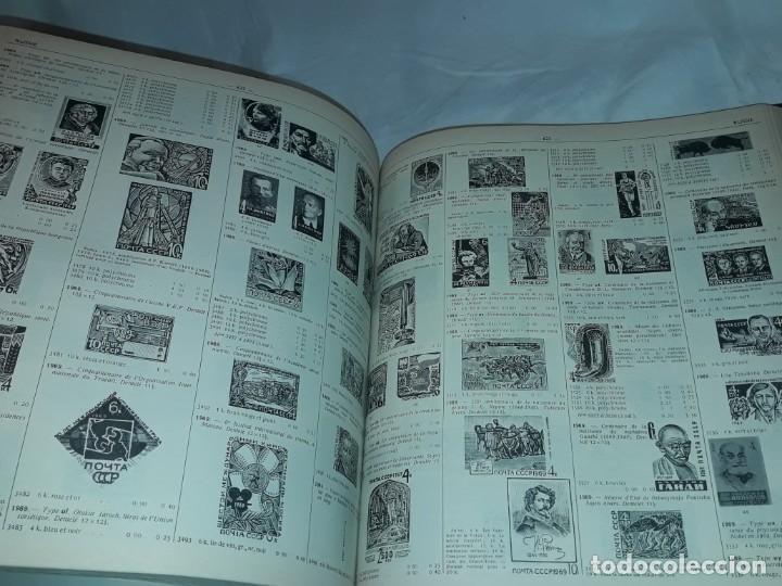 Sellos: Antiguo catalogo de sellos Catalogue de Timbres Poste Europa Ivert Tellier Tomo II año 1974 - Foto 5 - 196816545