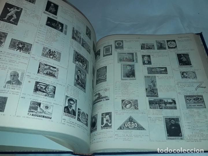 Sellos: Antiguo catalogo de sellos Catalogue de Timbres Poste Europa Ivert Tellier Tomo II año 1974 - Foto 12 - 196816545