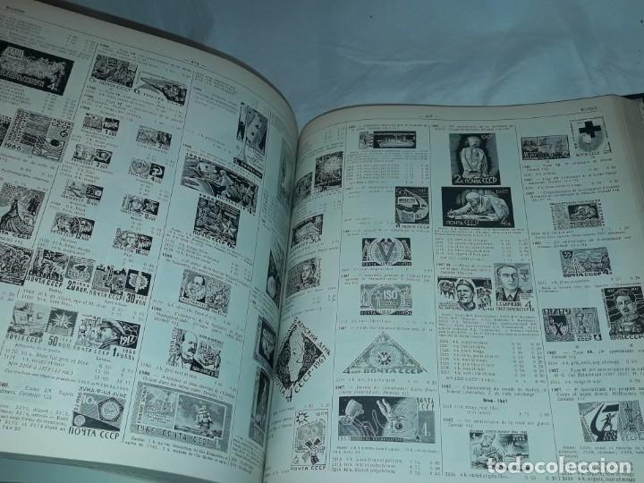 Sellos: Antiguo catalogo de sellos Catalogue de Timbres Poste Europa Ivert Tellier Tomo II año 1974 - Foto 13 - 196816545