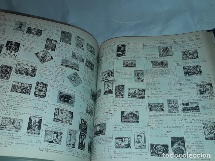 Sellos: Antiguo catalogo de sellos Catalogue de Timbres Poste Europa Ivert Tellier Tomo II año 1974 - Foto 16 - 196816545