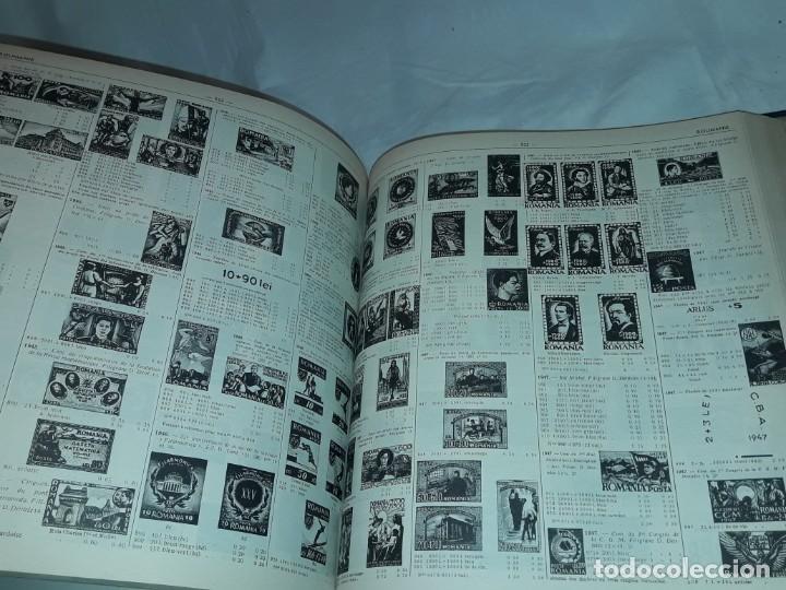 Sellos: Antiguo catalogo de sellos Catalogue de Timbres Poste Europa Ivert Tellier Tomo II año 1974 - Foto 17 - 196816545