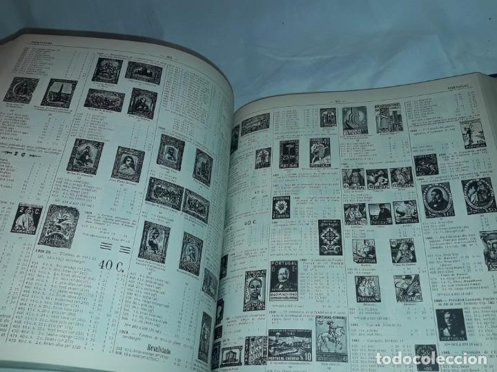 Sellos: Antiguo catalogo de sellos Catalogue de Timbres Poste Europa Ivert Tellier Tomo II año 1974 - Foto 18 - 196816545