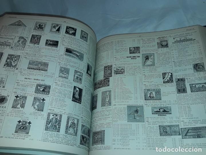 Sellos: Antiguo catalogo de sellos Catalogue de Timbres Poste Europa Ivert Tellier Tomo II año 1974 - Foto 19 - 196816545