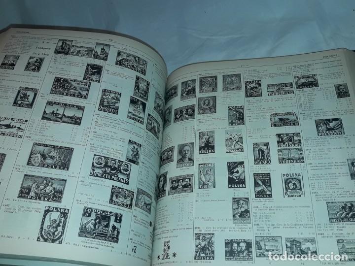 Sellos: Antiguo catalogo de sellos Catalogue de Timbres Poste Europa Ivert Tellier Tomo II año 1974 - Foto 20 - 196816545