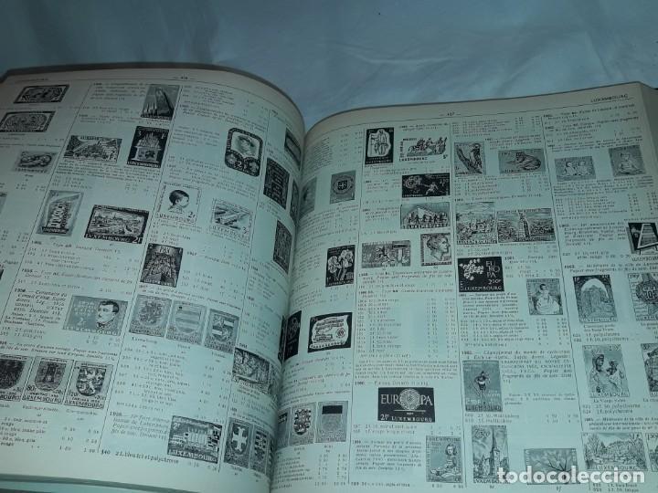 Sellos: Antiguo catalogo de sellos Catalogue de Timbres Poste Europa Ivert Tellier Tomo II año 1974 - Foto 23 - 196816545