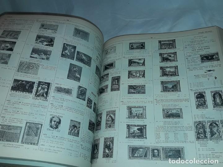 Sellos: Antiguo catalogo de sellos Catalogue de Timbres Poste Europa Ivert Tellier Tomo II año 1974 - Foto 24 - 196816545