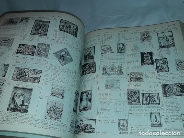Sellos: Antiguo catalogo de sellos Catalogue de Timbres Poste Europa Ivert Tellier Tomo II año 1974 - Foto 25 - 196816545