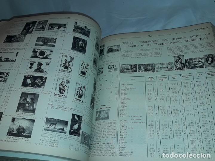 Sellos: Antiguo catalogo de sellos Catalogue de Timbres Poste Europa Ivert Tellier Tomo II año 1974 - Foto 26 - 196816545