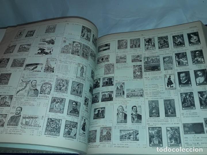 Sellos: Antiguo catalogo de sellos Catalogue de Timbres Poste Europa Ivert Tellier Tomo II año 1974 - Foto 27 - 196816545