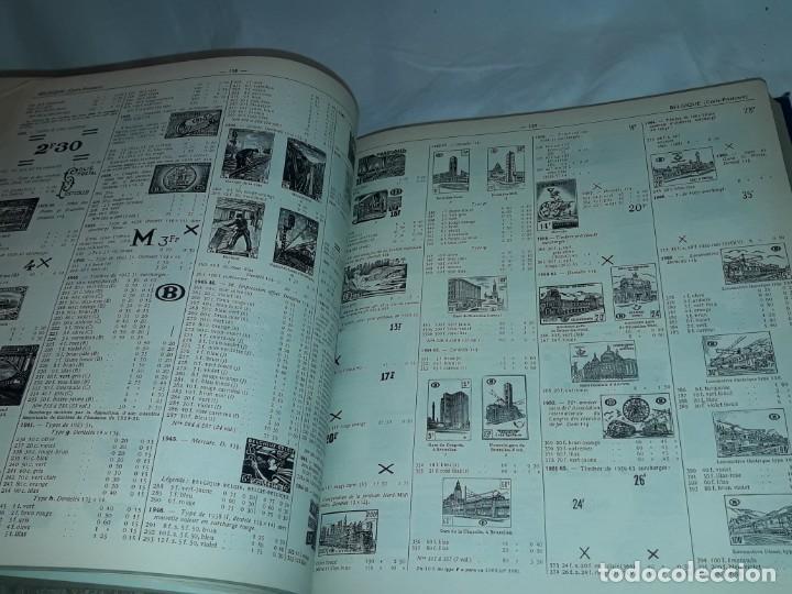 Sellos: Antiguo catalogo de sellos Catalogue de Timbres Poste Europa Ivert Tellier Tomo II año 1974 - Foto 28 - 196816545
