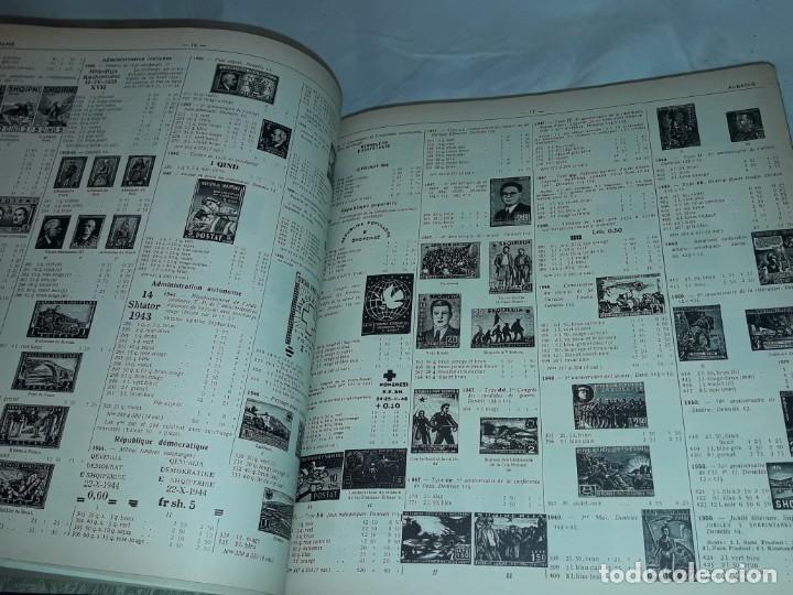 Sellos: Antiguo catalogo de sellos Catalogue de Timbres Poste Europa Ivert Tellier Tomo II año 1974 - Foto 33 - 196816545