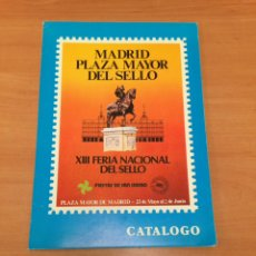 Sellos: CATALOGO DE SELLOS. Lote 196938725