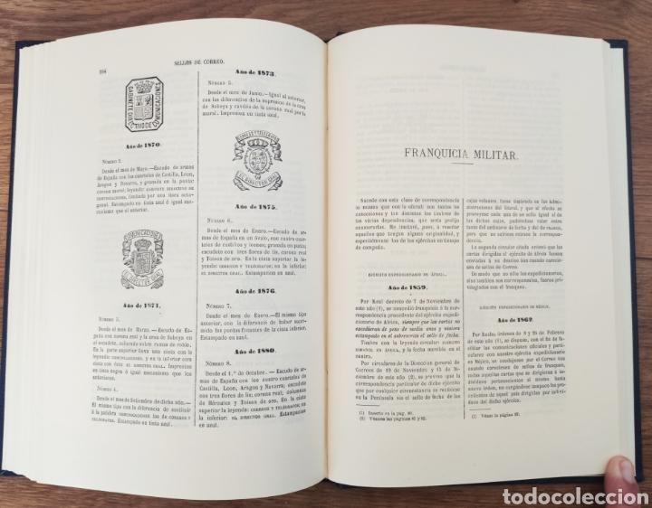 Sellos: Reseña Histórico - Descriptiva de los Sellos de Correo de España Antonio Fernández Duro - Foto 7 - 95417094