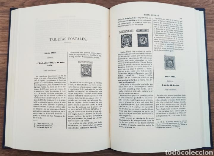 Sellos: Reseña Histórico - Descriptiva de los Sellos de Correo de España Antonio Fernández Duro - Foto 8 - 95417094
